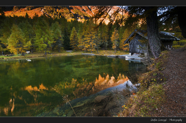 Preda, Switzerland