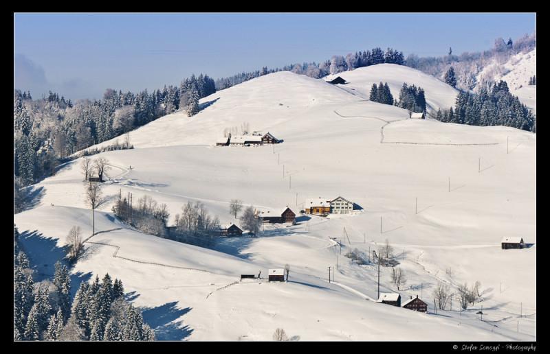 Gontenbad, Appenzell, Switzerland