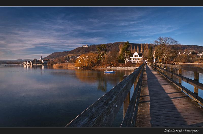 Eschenz, Rhein