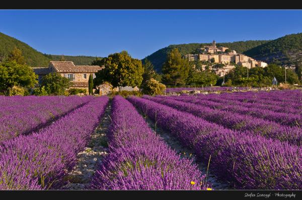 Banon, Vocluse, Provence, France