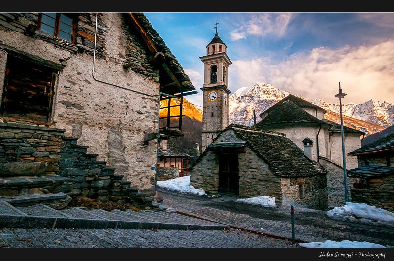 Verzasca Valley, Switzerland