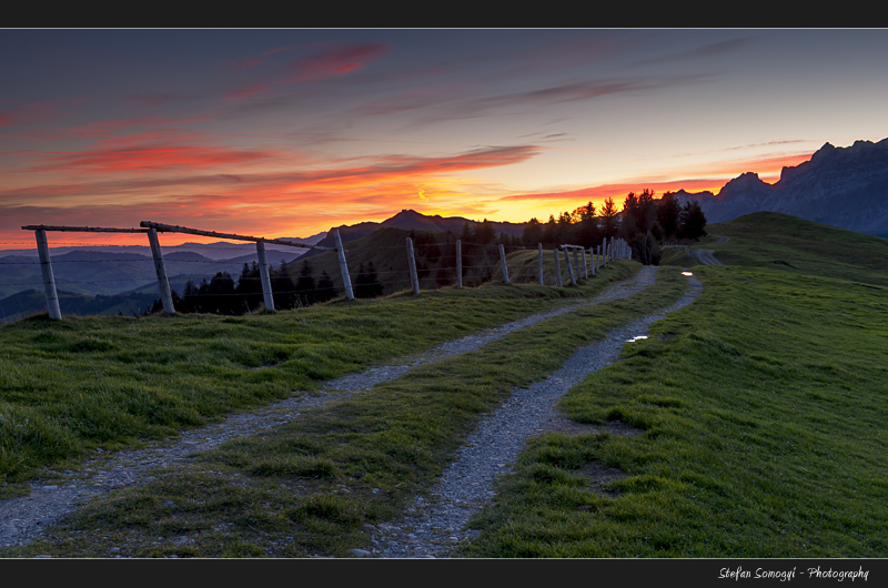 Hochalp, Appenzell, Switzerland