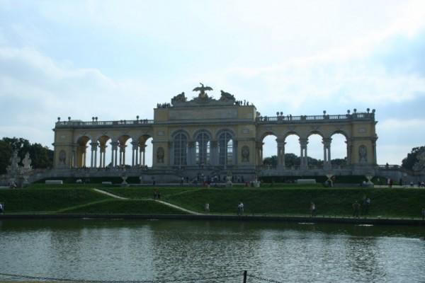 The Schonbrunn Palace