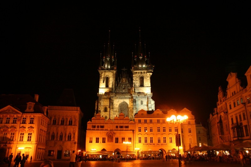 Prague revisited