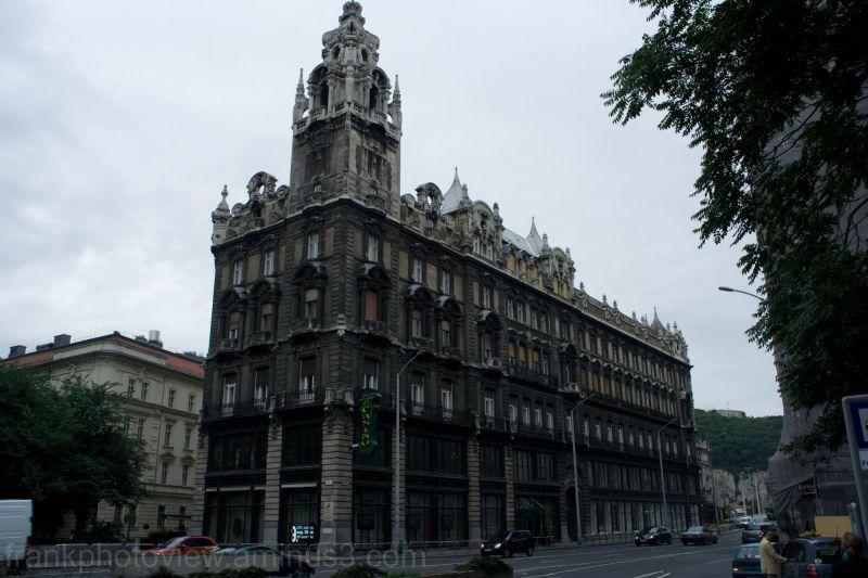 Dark Buildings
