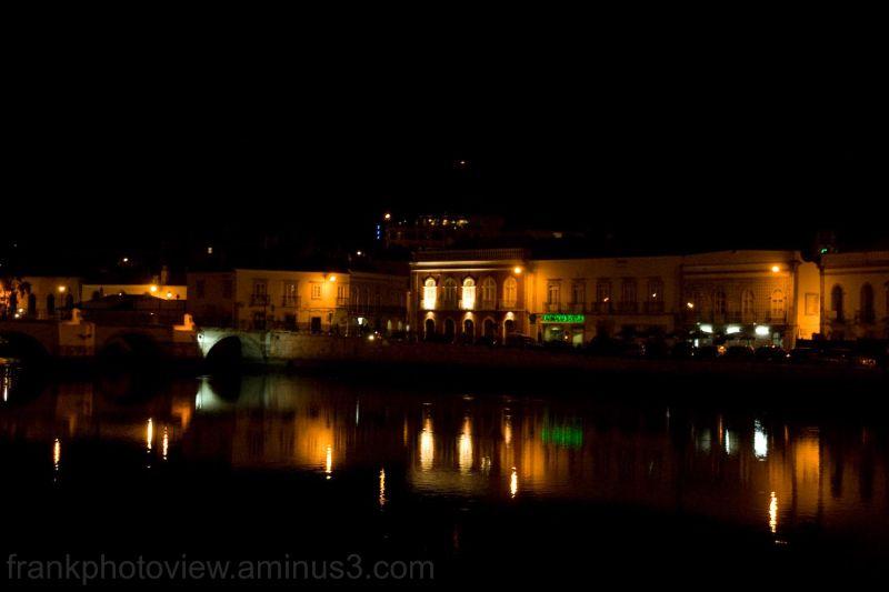 Tavira by night