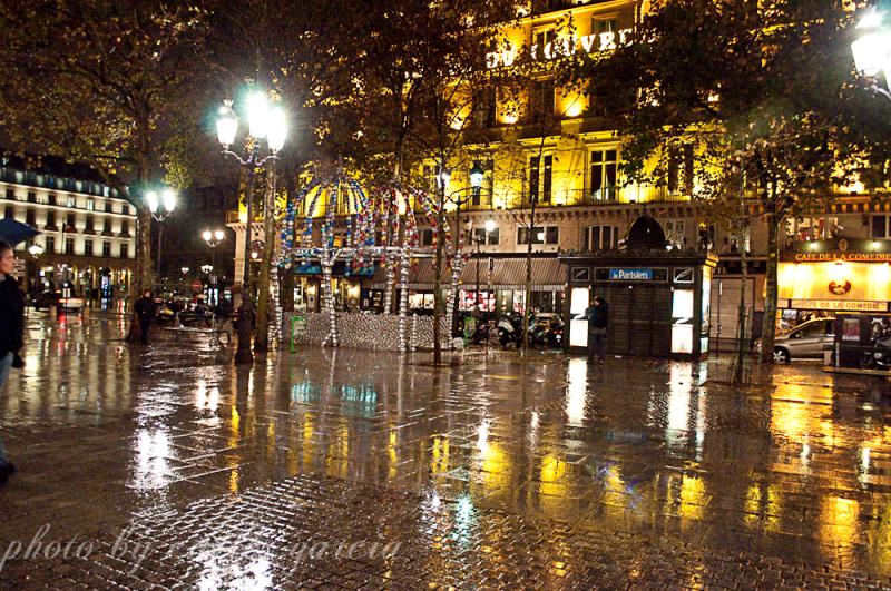 Paris at night III