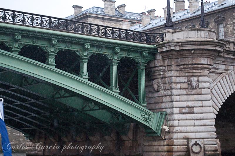 Paris Bridges II