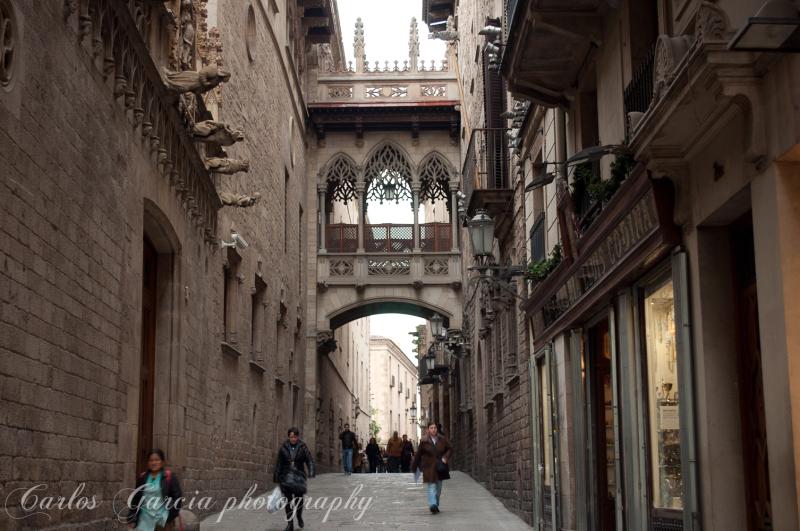 barcelona, gotic quarter