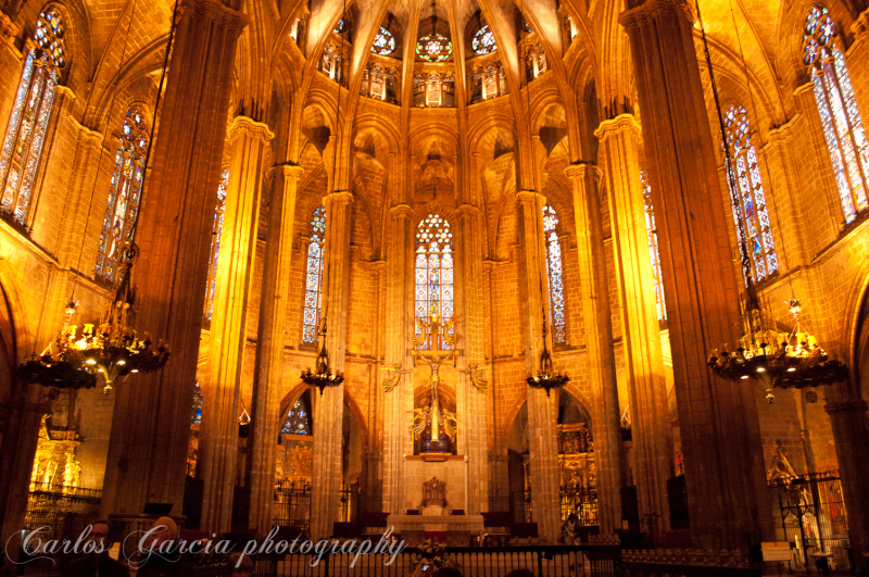Barcelona, cathedral