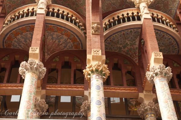 Palau da la Musica catalana