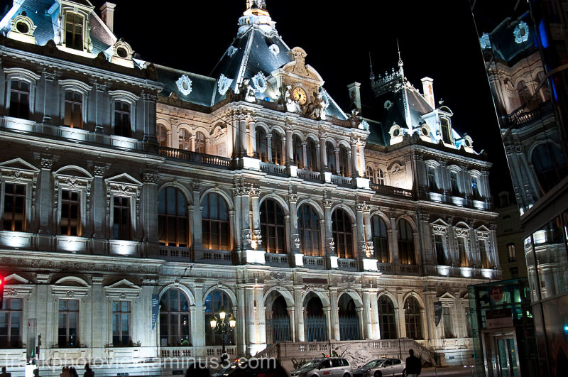 Lyon by night III