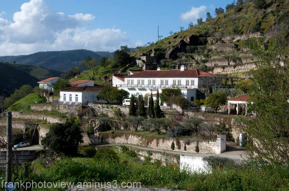 the douro river valley