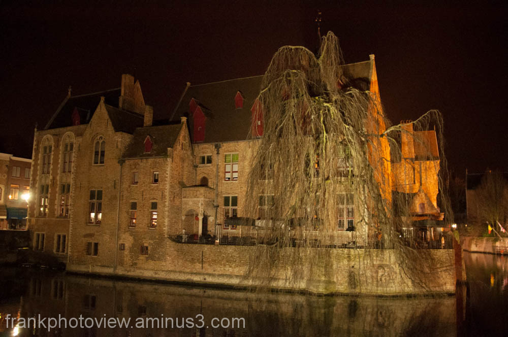 brugges by night II