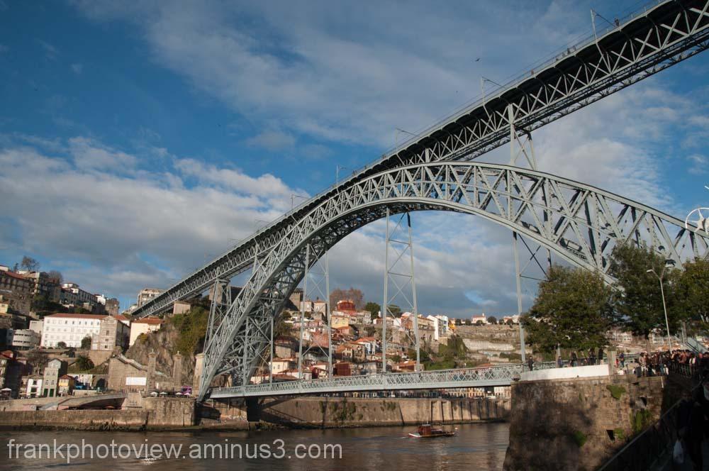 The Bridge in Porto