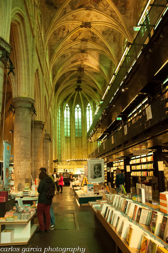 cathedral bookstore
