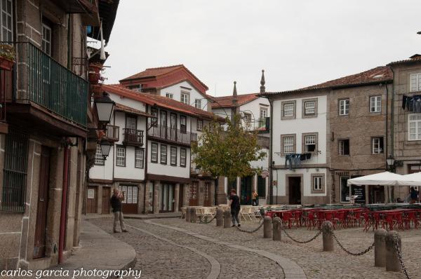 Guimarães old town