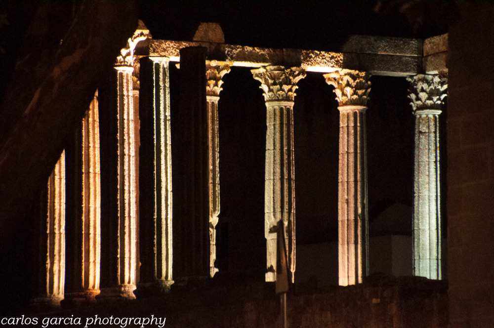 Templo Diana - Evora