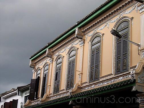Melaka Heritage building
