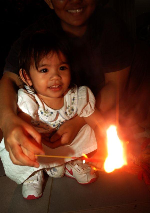 Iman and Api