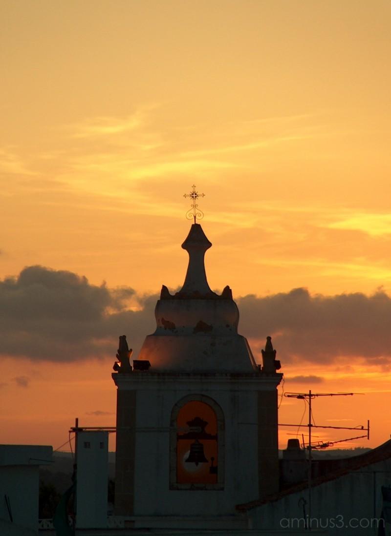 Religious Sunset II