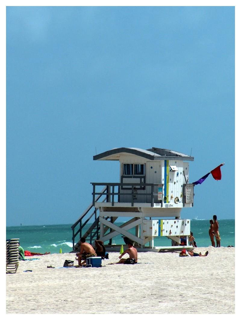 Lifeguard tower II
