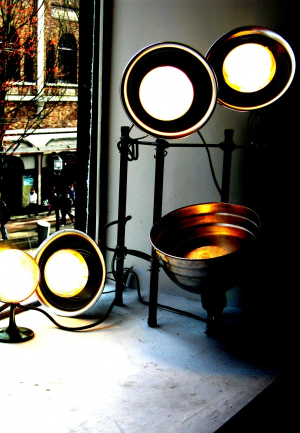 spotlights