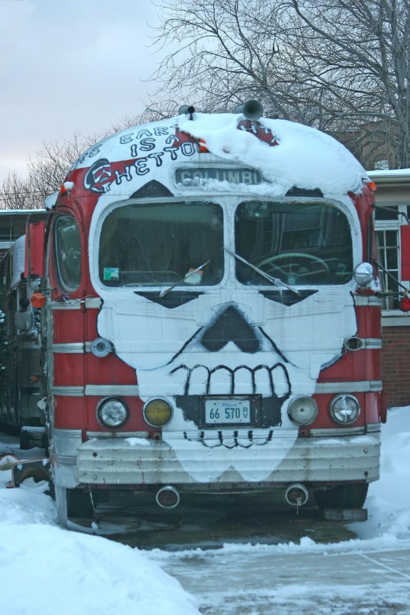 Strange Bus