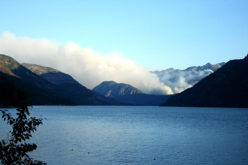 Domke Lake Fire