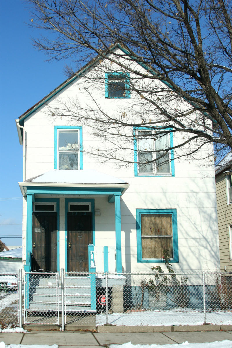 Home in Chicago's South Shore Neighborhood