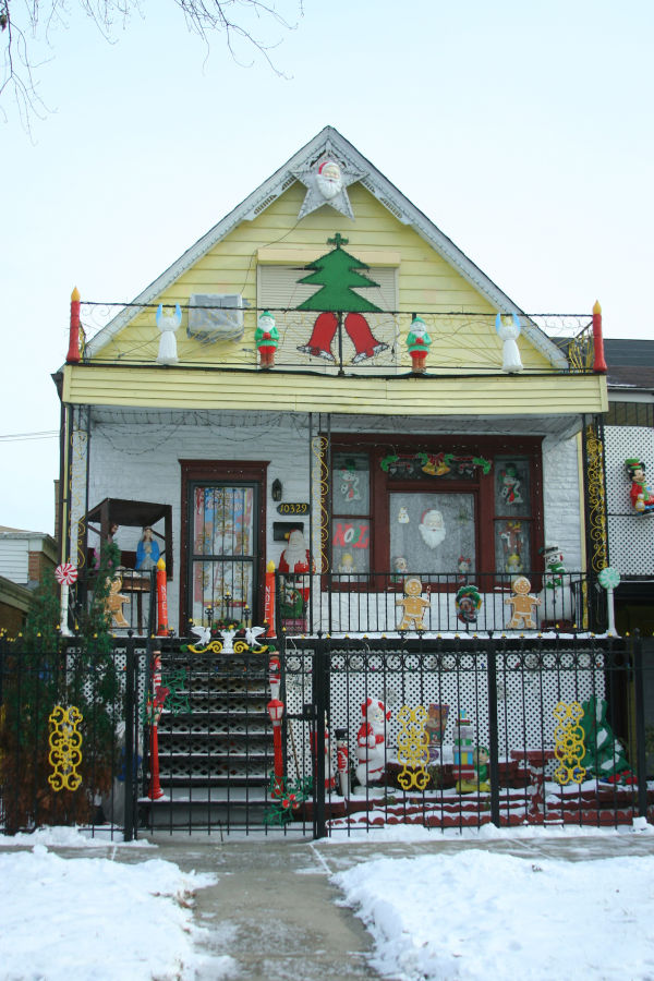 House in South Deering neighborhood of Chicago