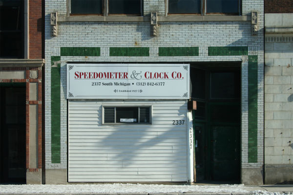 Speedometer and Clock Company in Chicago, Illinois