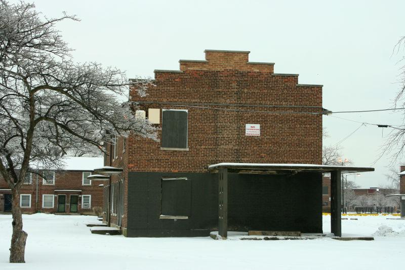 Altgeld Gardens Housing Project, Chicago, Illinois