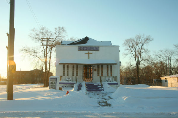 Small church for sale in Gary, Indiana