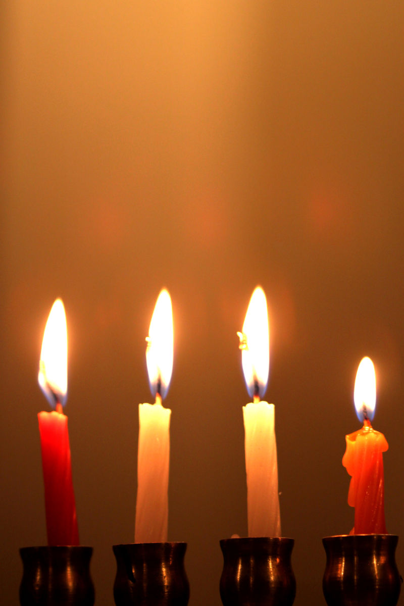 Fourth night of Hannukah