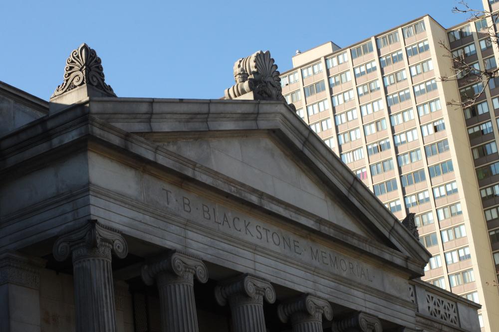 Blackstone Library in Chicago, Illinois