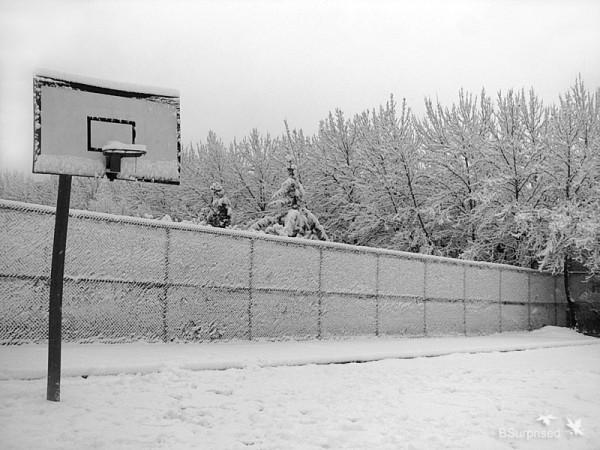 Winter Season Basketball