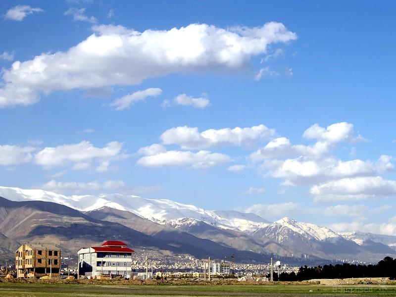 Tehran From Far Away