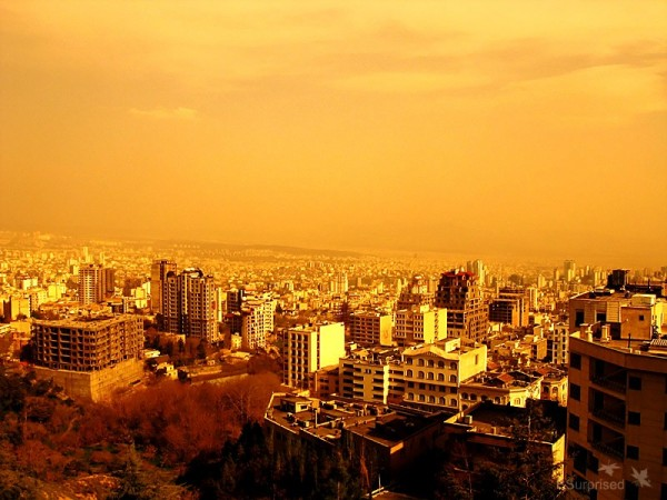 Tehran Through Sunglasses