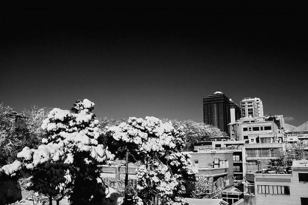 Silently, Snow
