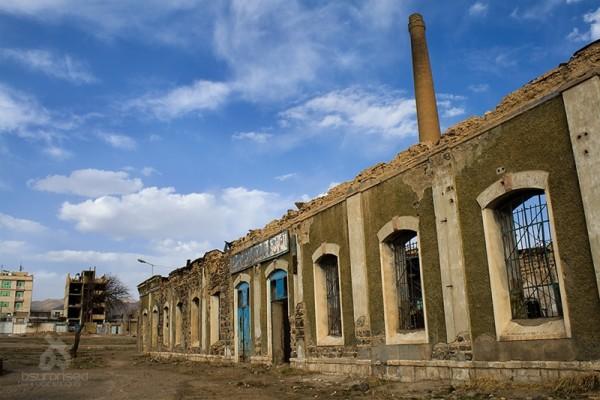 Zanjan Match Factory