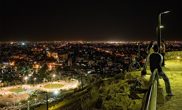 Mashhad Night