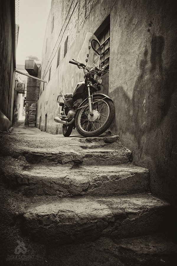 Lock the Bike