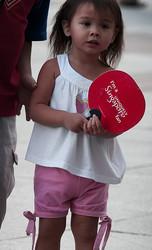 Singapore Fan