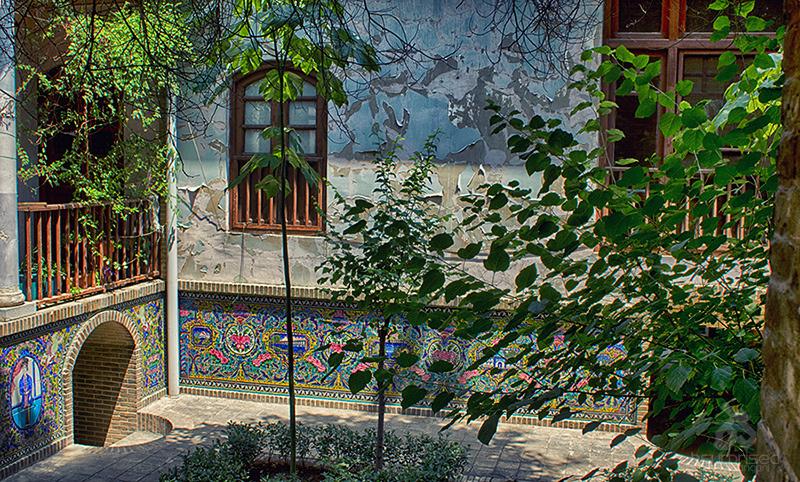 Sadegh Hedayat's House