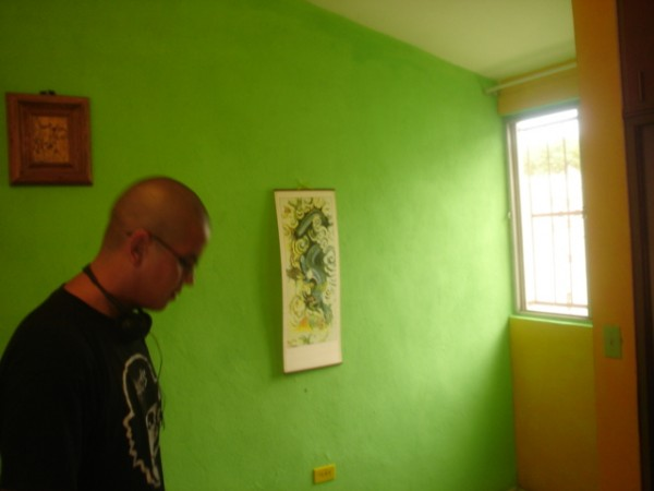 Painting my room
