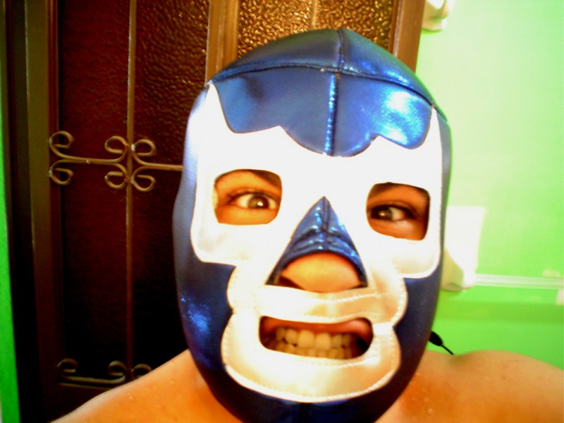 Me + Blue Demon