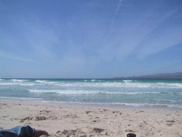 Tecolote's Beach