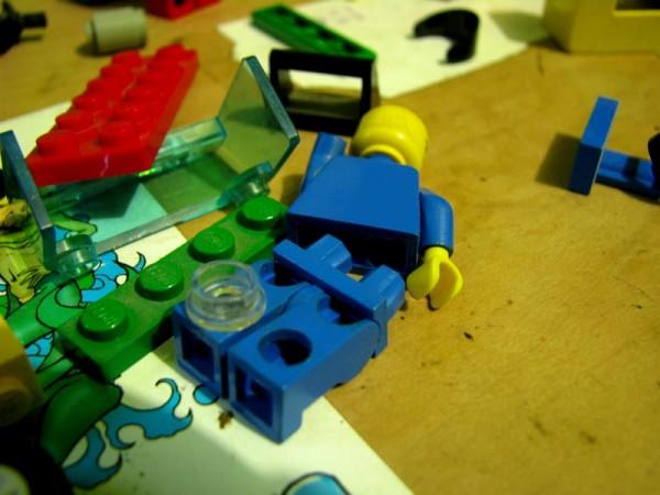 OMG Lego guy is dead... :_(