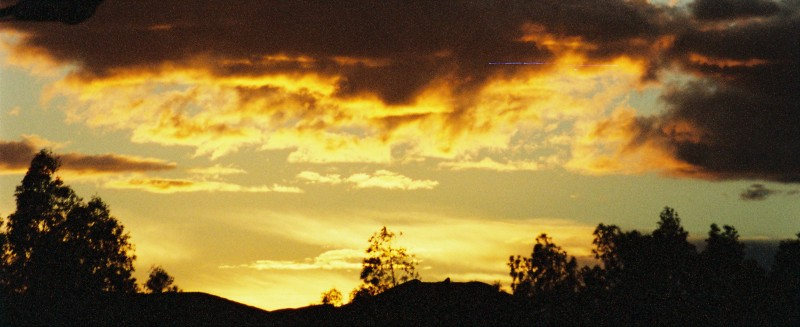 Juarez Sunset